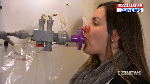 Currently, early detection of asthma is lacking. (9NEWS)
