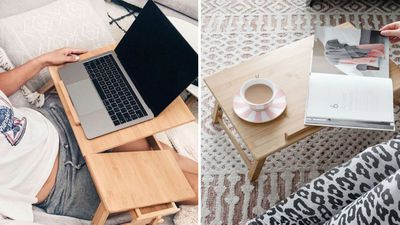 The Lapmate — The multi-functional lap table