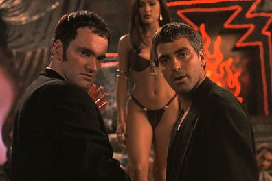 George Clooney and Quentin Tarantino star in From Dusk Till Dawn.