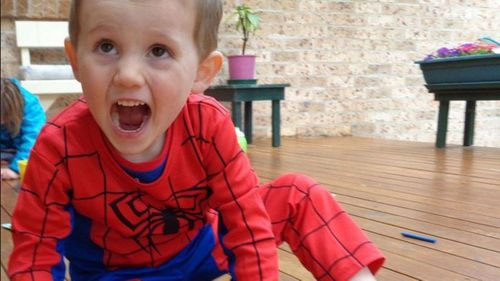 Toddler William Tyrell has not been seen since he went missing from his grandmother's home in September last year. (Supplied)
