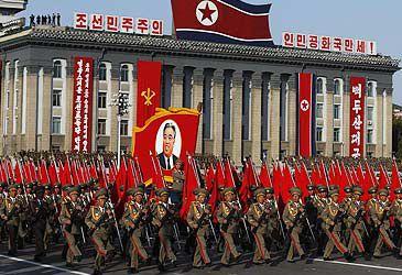 Know North Korea? - nine Daily Quiz