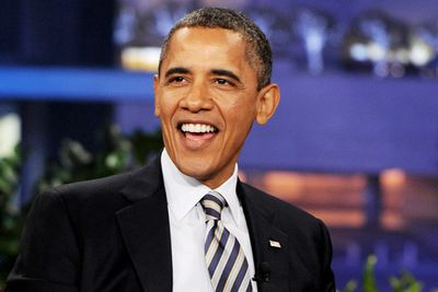 He's the US President and he smokes. How is it than 50-year-old Obama looks so good for his years?