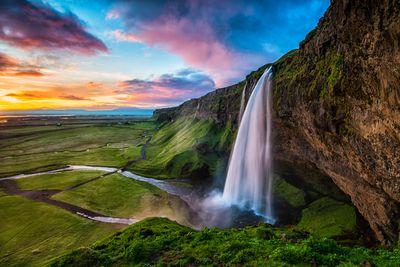 8. Seljalandsfoss, Iceland