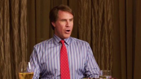 Got bush? Will Ferrell's advice for growing pubic hair in The Campaign