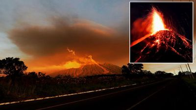 Thousands flee Guatemala's Volcano of Fire