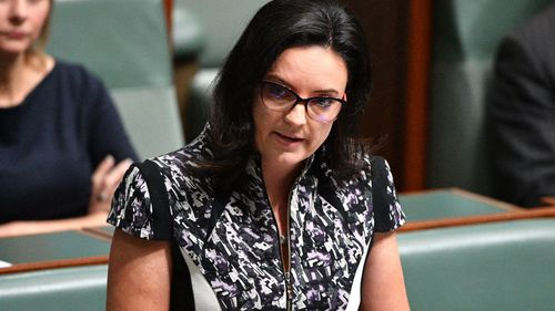 Emma Husar announced she would not contest her seat of Lindsay at the next election amid an investigation into her conduct.