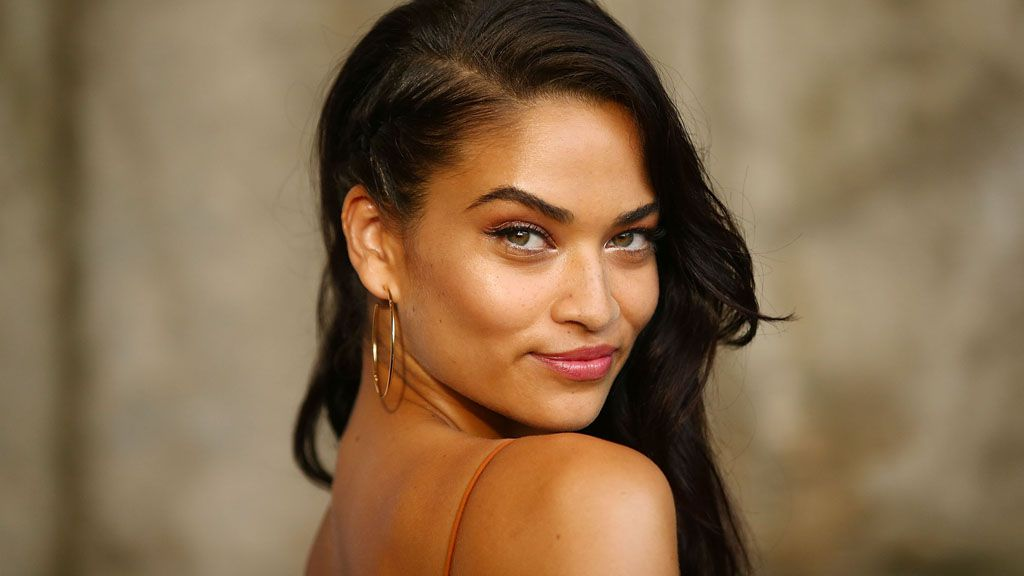 Shanina Shaik will host a party at the Melbourne Cup Carnival wearing ... what exactly? Image: Getty.