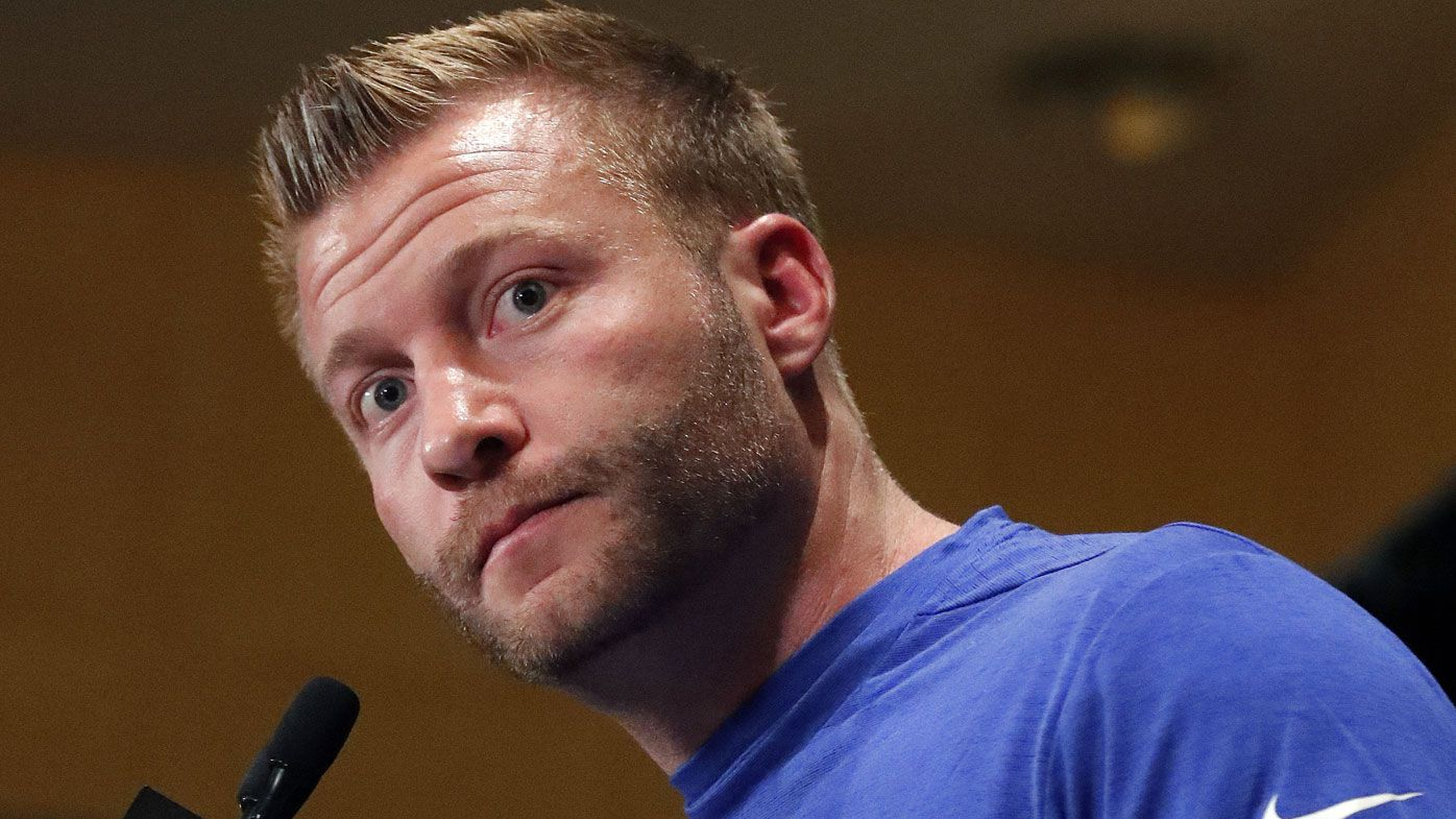 Super Bowl LIII: Los Angeles Rams' young coach Sean McVay takes NFL by storm