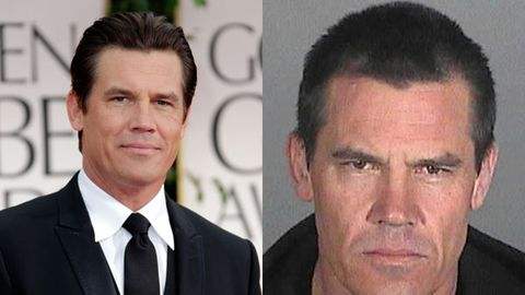 Not cool, Bro: Josh Brolin arrested for being drunk on New Year's Day