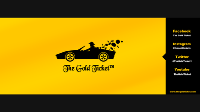 The Gold Ticket contest to win a candy factory