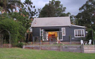 Hillview Cottages, Booie Range, Qld