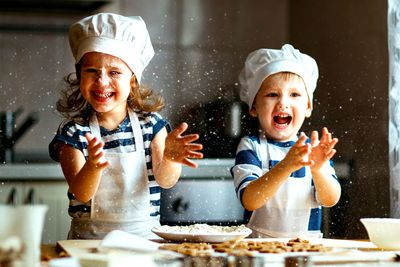 Cooking workshops for adults or kids