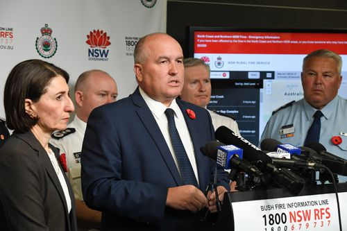 Emergency Services Minister David Elliot has slammed those who deliberately breached fire bans in NSW this week.