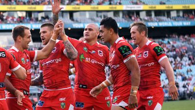<strong>5 - St George Illawarra Dragons</strong>