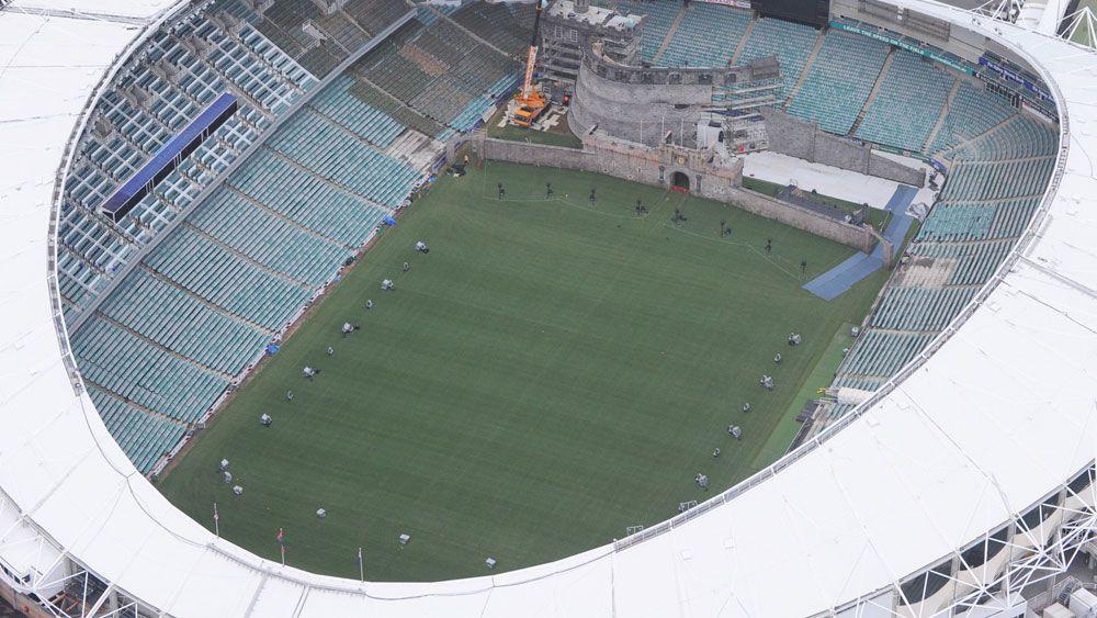 $400 million is to be spent on refurbishing Allianz Stadium. (AAP)
