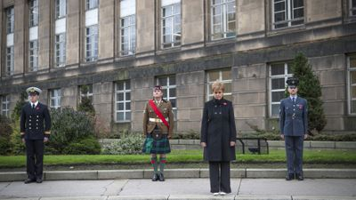 Commemorations in Scotland