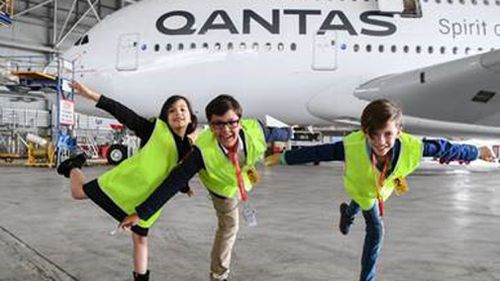 News Qantas Alex Jacquots budding executive meeting