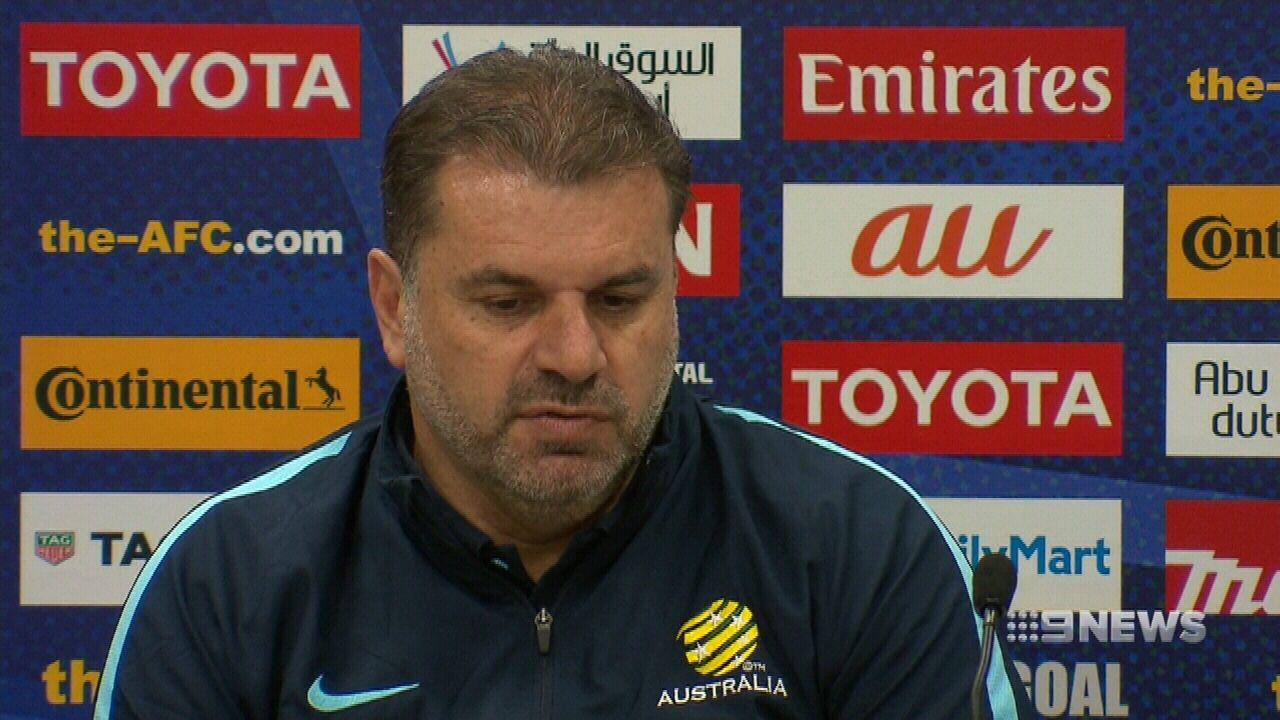Socceroos accused of spying