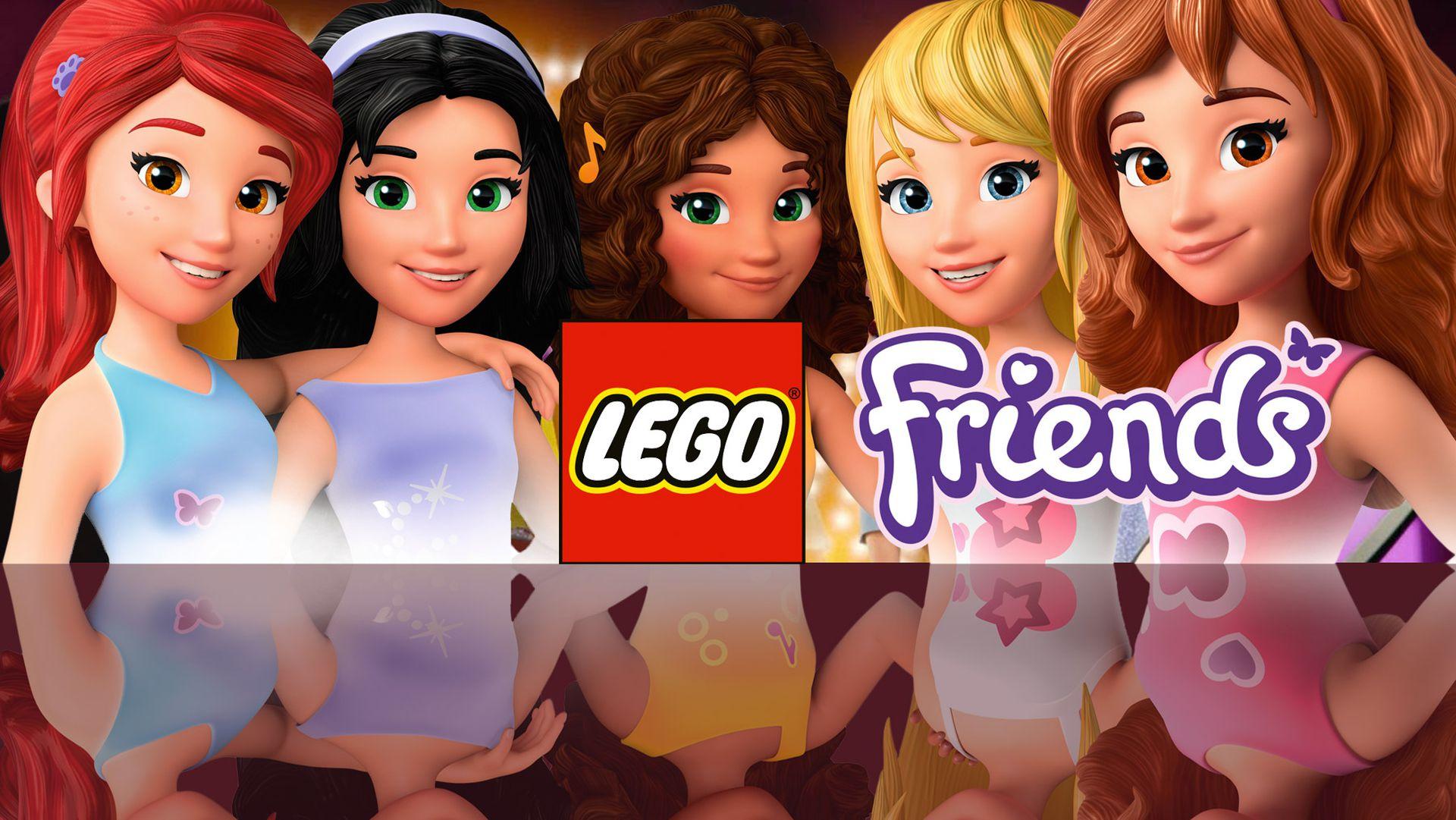 Watch Lego Friends Season 3 Catch Up Tv