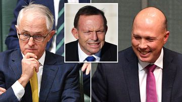 Home Affairs Minister Peter Dutton has missed a key dinner with fellow Coalition members, fueling speculation he is poised to take on Prime Minister Malcolm Turnbull for the top job.