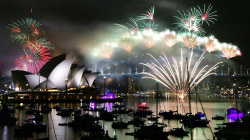 Australia rings in the New Year with spectacular fireworks displays (Gallery)