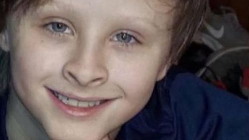 A Tennessee boy has died after trying to save his sister who fell into a frozen pond