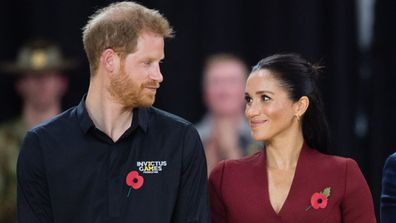 Meghan Markle just snapped the sweetest pic of Prince Harry