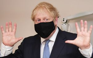 UK Prime Minister Boris Johnson calls anti-vaxxers 'nuts'