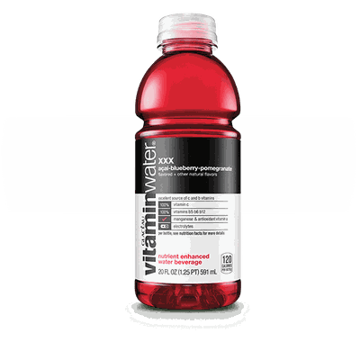 <strong>XXX Vitamin Water</strong>