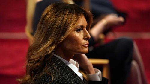 Melania Trump was secretly recorded complaining about media criticism of her, and about immigrants crossing the Mexican border.