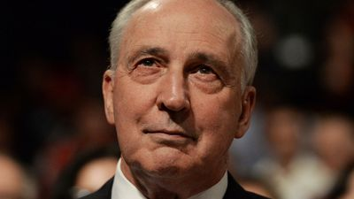 Vic euthanasia bill 'sad moment': Keating