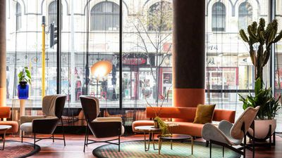 Hotel tour: QT Perth is here to glam up the City of Lights