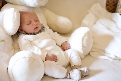 Luxembourg Royals release new images of their son Prince Charles.