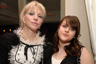 Rocker Courtney Love lost custody of her daughter a number of times before Frances Bean sought legal emancipation from her mother at the age of 17. Courtney has since launched a very public onslaught against her daughter, using Twitter to bombard her with an alternating stream of pleas to reconcile as well as cruel insults. <br/><br/>Frances has, for the most part, refused to bite back, but court papers reveal testimony from the teen claiming her mother often took drugs in front of her, once threatened to throw herself off a balcony, and has even been accused of causing the death of two family pets.