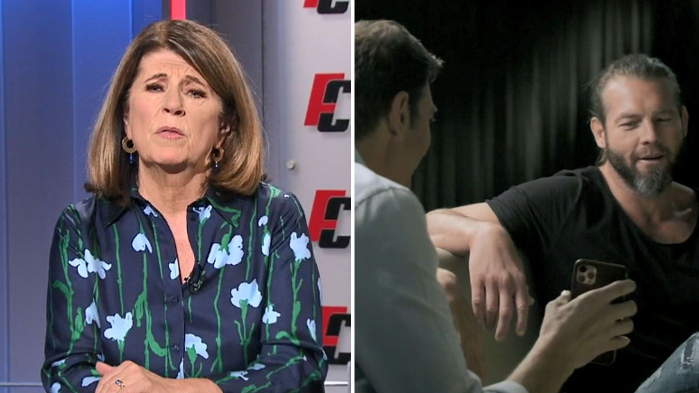 Caroline Wilson unloads on 'beyond grubby' scene from controversial Ben Cousins documentary