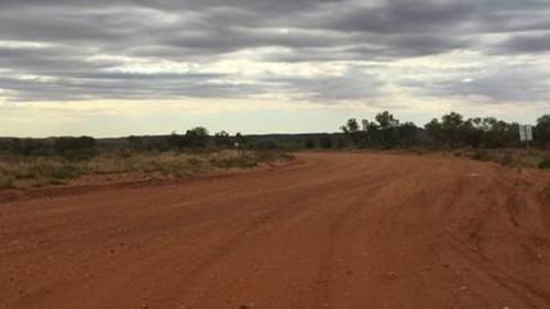 The man was shot in the remote Indigenous community on Yuendumu.