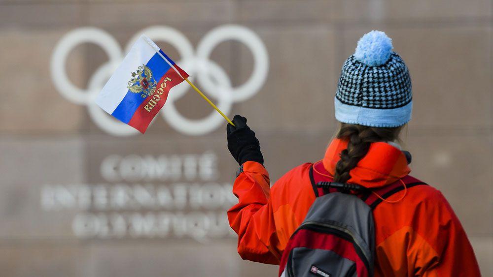Russian fan.