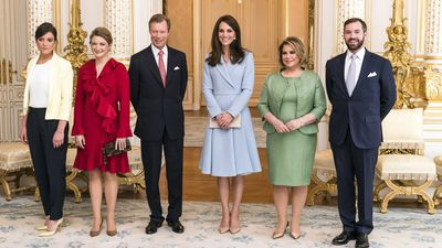 The Luxembourgish royals cancel events 'as advised'