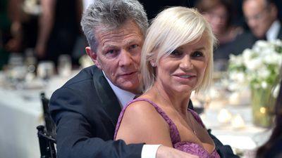 David and Yolanda Foster