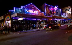 Queenslanders pack nightclubs in celebration of easing restrictions