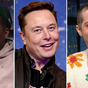 SNL cast members react to Elon Musk hosting