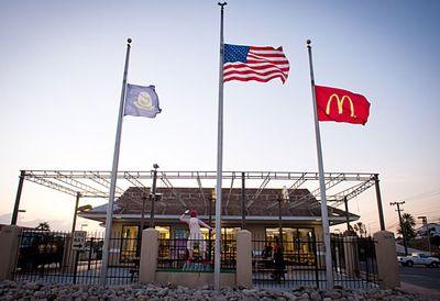 Fast food at Guantanamo Bay