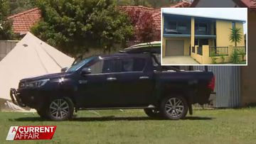 Property at centre of backyard campsite bust-up is now up for rent