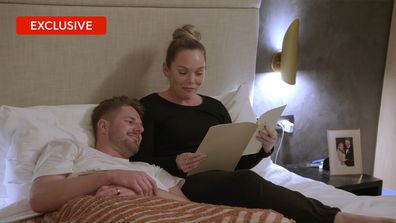 Exclusive: Melissa reads Bryce a bedtime story about compromise