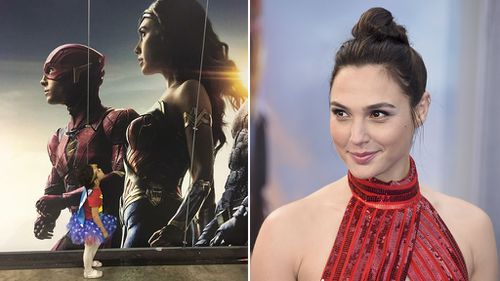 Girl power goes viral as Wonder Woman film inspires young fans