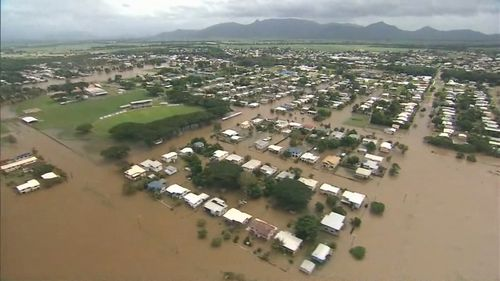 Stronger storms that result in flash flooding were also deemed to be stronger and more destructive in urban areas where infrastructure couldn't effectively manage with stormwaters. Picture: Supplied.