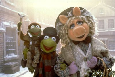 With their new movie out soon, it's a good time to revisit this ingenious Muppets take on the Charles Dickens classic <i>A Christmas Carol</i>. Michael Caine is Ebenezer Scrooge, the 19th century curmudgeon who must learn to embrace the spirit of Christmas and do some good deeds, with the help of Kermit, Miss Piggy, The Great Gonzo and co.