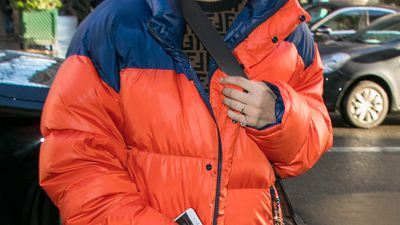 The puffer jacket comeback