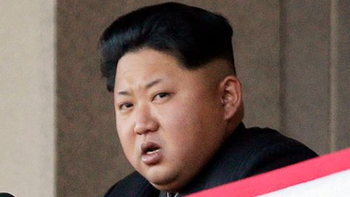 North Korea's Kim Jong-un believes deterrence and defence are key, the report found. (AAP)