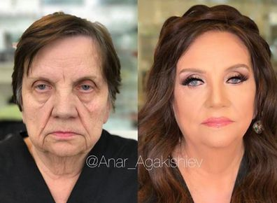 Heart Wrenching Transformation 9style